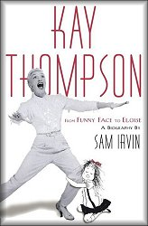 Kay Thompson: From Funny Face to Eloise book cover.